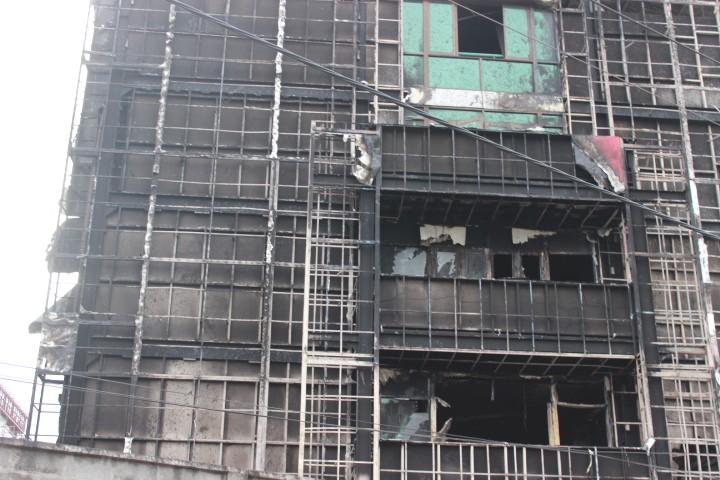 Đồng Nai: Sinh viên lại hoảng loạn vì trường học bùng cháy - ảnh 2