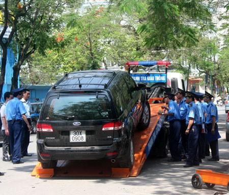 Người vi phạm bị tạm giữ xe đặt tiền bảo lãnh xe như thế nào? - ảnh 1
