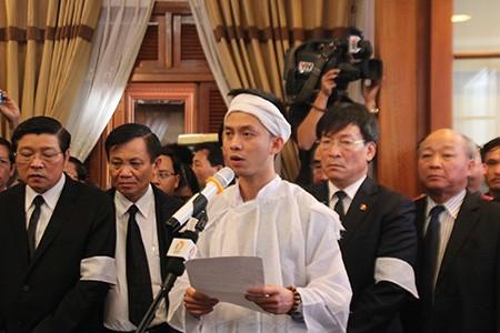 'Đồng chí Nguyễn Bá Thanh rất xứng đáng với tấm Huân chương của lòng dân' - ảnh 2