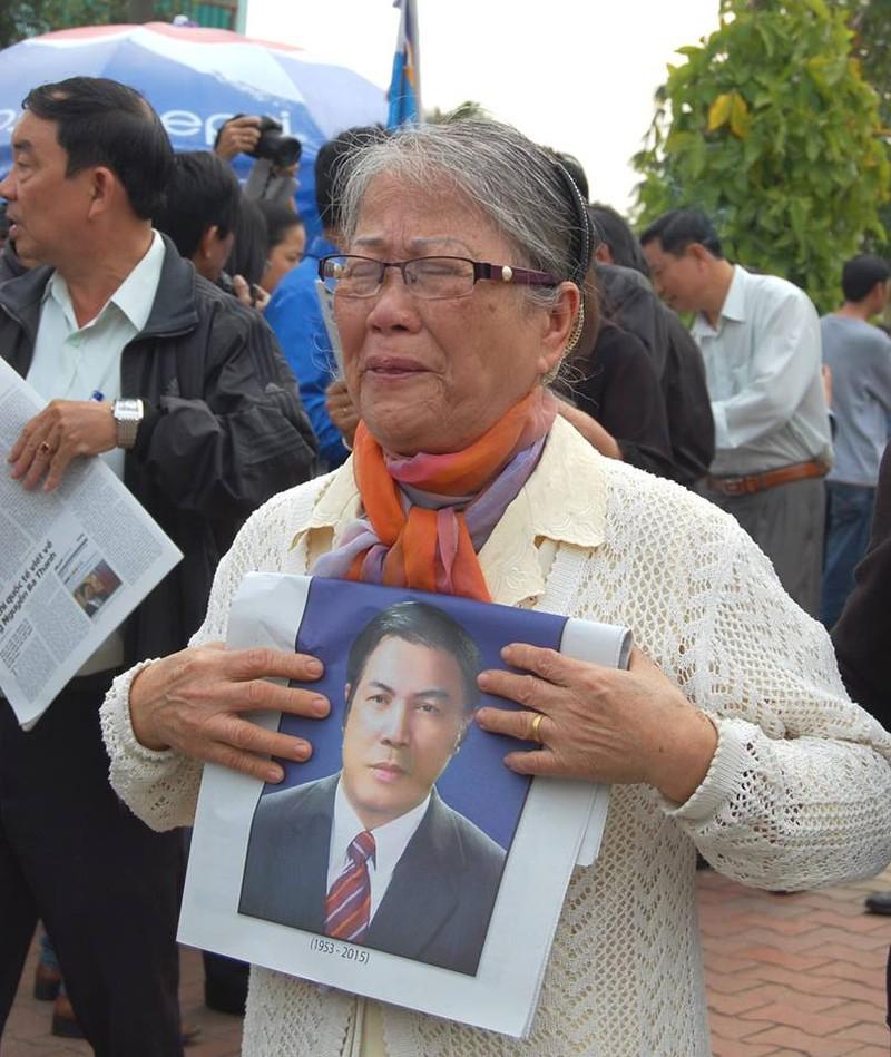 'Đồng chí Nguyễn Bá Thanh rất xứng đáng với tấm Huân chương của lòng dân' - ảnh 13