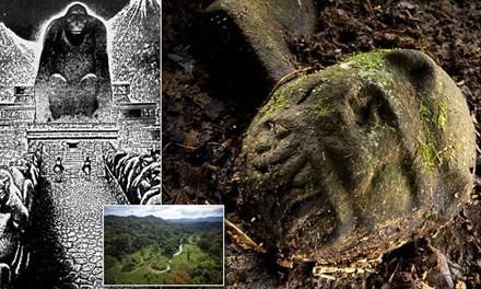 Tìm thấy thành phố vàng của Hầu Vương sau 500 năm? - ảnh 1