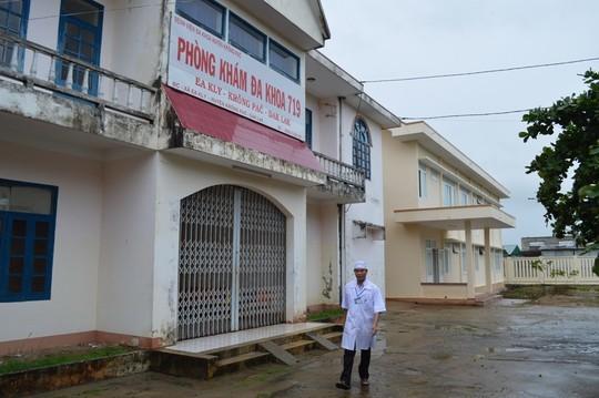 Theo bác sĩ Nguyễn Văn Hợp, Trung Anh đã chết trước khi tới Phòng khám Đa khoa 719