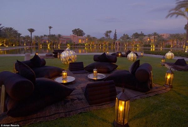 Chiêm ngưỡng nơi tổ chức sinh nhật đẹp như cung điện của David Beckham - ảnh 8