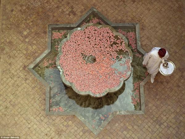 Chiêm ngưỡng nơi tổ chức sinh nhật đẹp như cung điện của David Beckham - ảnh 11