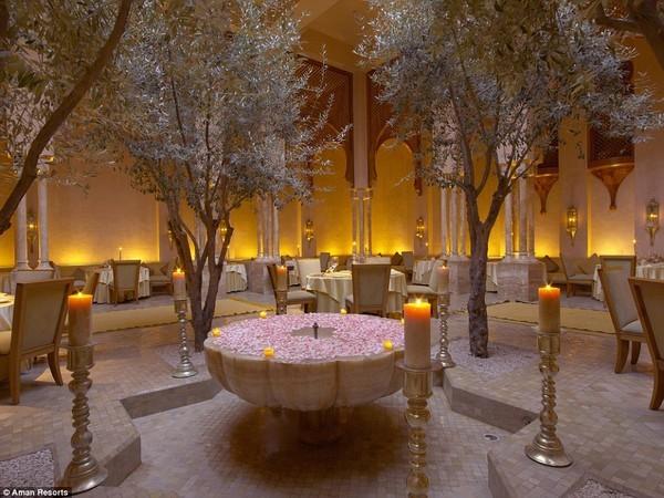 Chiêm ngưỡng nơi tổ chức sinh nhật đẹp như cung điện của David Beckham - ảnh 9