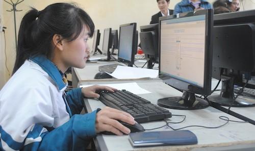 Thông tin hữu ích cho thí sinh dự thi vào ĐH Quốc gia Hà Nội - ảnh 1