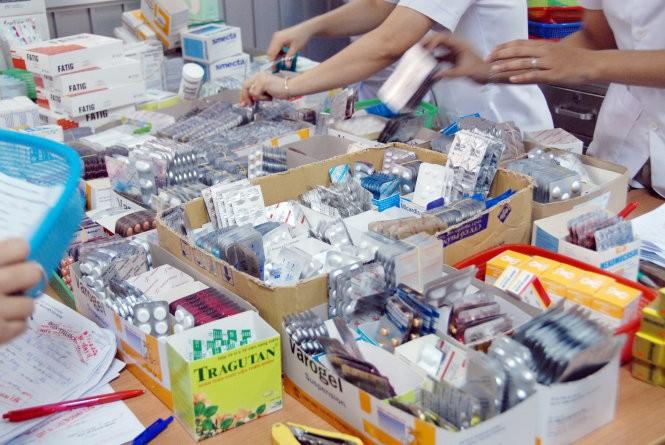 Hướng dẫn thanh toán chi phí thuốc trong khám chữa bệnh BHYT - ảnh 1