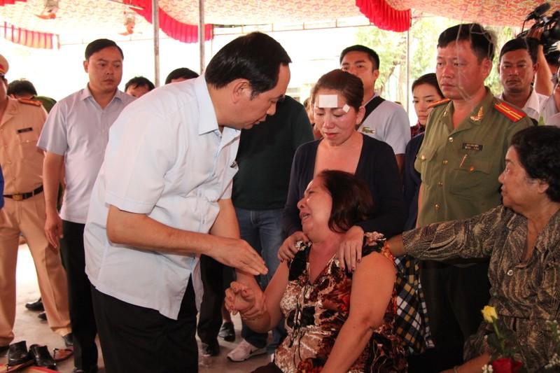 Thảm sát ở Bình Phước: Vì sao bé Na thoát chết? - ảnh 6