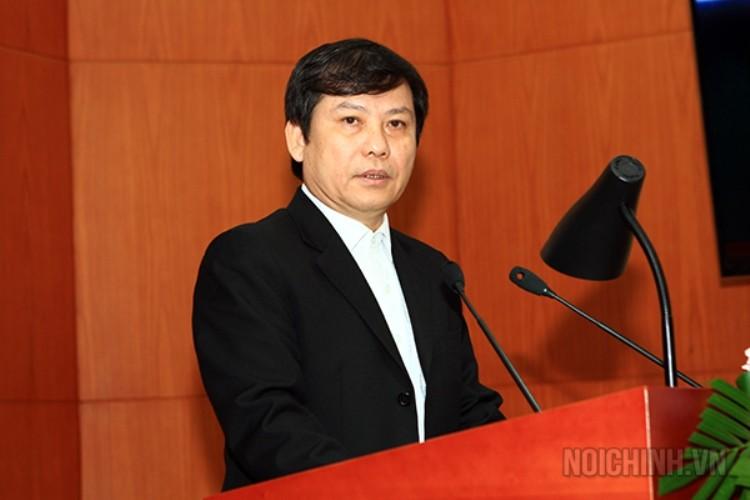 Đề cử nhân sự phó chủ tịch nước, chánh án và viện trưởng VKS - ảnh 3