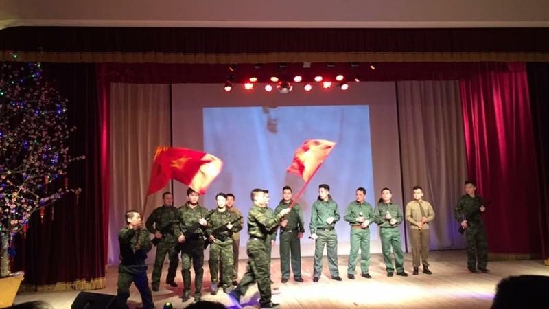 Xuân quê hương yêu thương - Tết Việt đầu tiên ở Nga - ảnh 2