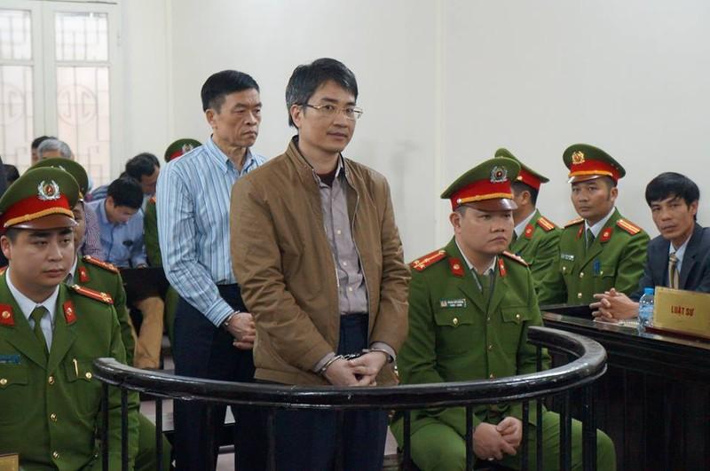 Giang Kim Đạt bị lãnh án tử hình - ảnh 1