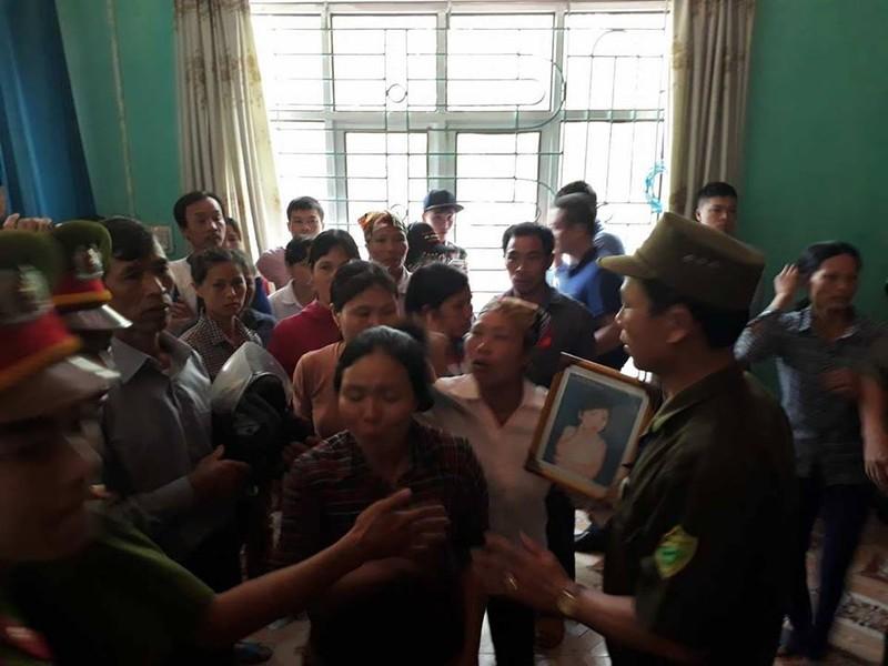 Người nhà nạn nhân phản đối xin lỗi ông Hàn Đức Long - ảnh 2