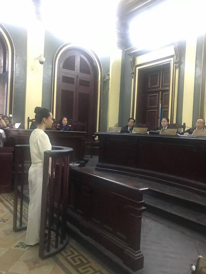 Luật sư của Phương Nga đề nghị giữ bí mật chứng cứ mới - ảnh 5