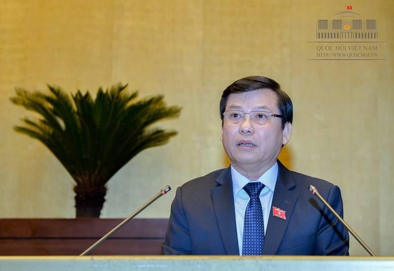 Viện trưởng VKSND Lê Minh Trí
