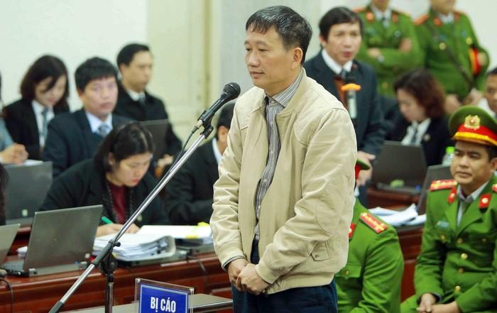 Ông Đinh La Thăng bị đề nghị phạt 14-15 năm tù  - ảnh 1
