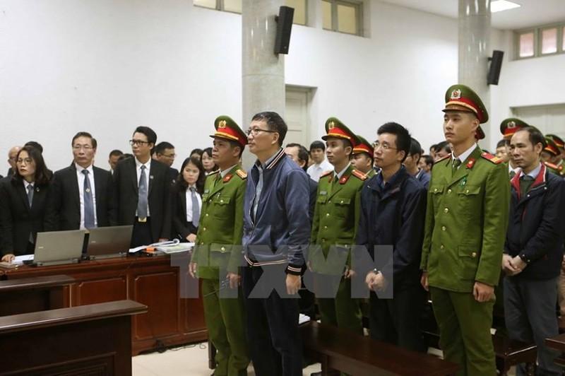 LS của Trịnh Xuân Thanh viện dẫn vụ hoa hậu Phương Nga - ảnh 1