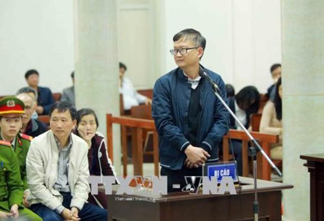 Luật sư: Đinh Mạnh Thắng có dấu hiệu của 1 tội khác - ảnh 1
