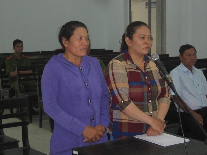 Vụ mang quan tài đến khu du lịch: 2 chị em kêu oan