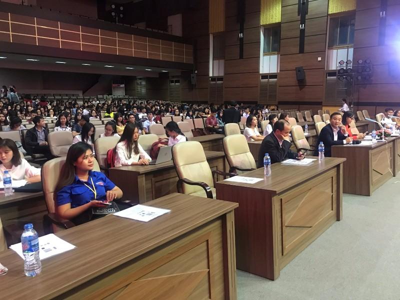 Gala chung kết cuộc thi học thuật về pháp luật - ảnh 2