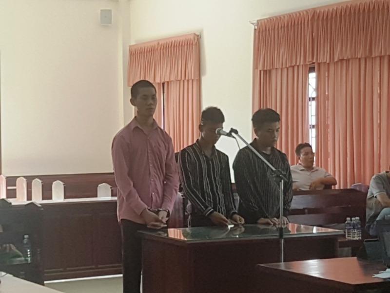 Tuổi trẻ 'tài' cao, 3 thanh thiếu niên lãnh án