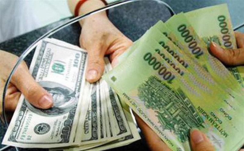 Từ vụ đổi 100 USD ở Cần Thơ, NHNN đề nghị sửa mức xử phạt - ảnh 1