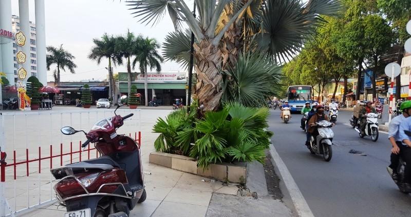 Người dân lo sợ tai nạn vì đường không có vỉa hè - ảnh 1