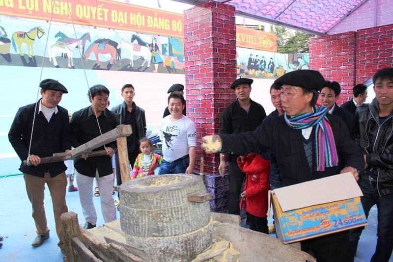 Về Hà Giang xem Lễ hội Gầu Tào - ảnh 5