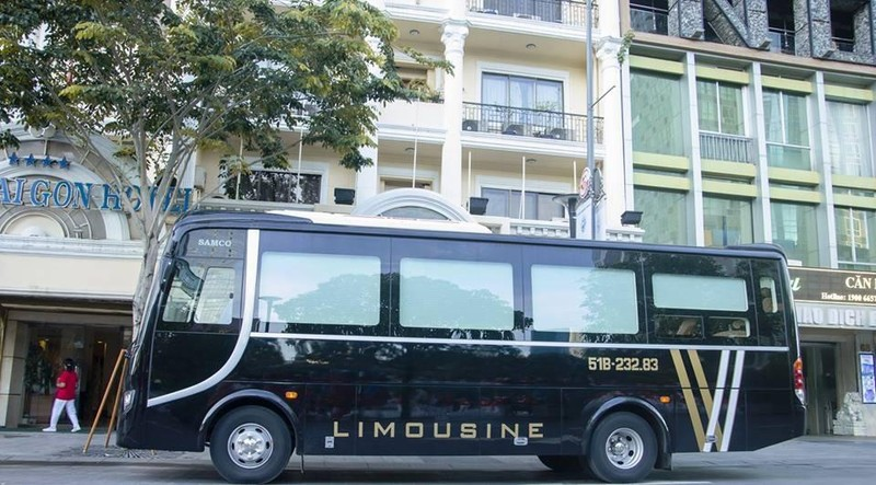 Sắp triển khai xe buýt sang chảnh từ Tân Sơn Nhất đi Vũng Tàu - ảnh 1