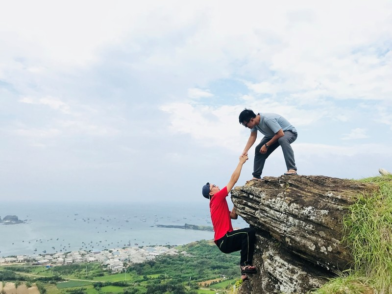 Những địa điểm check in không thể bỏ qua ở đảo Phú Quý  - ảnh 6