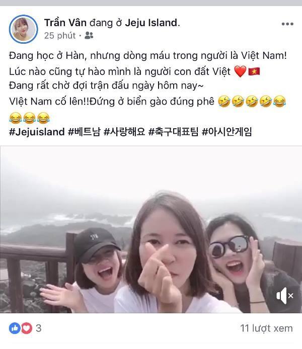 Người hâm mộ nghĩ đủ kiểu cổ vũ Olympic Việt Nam - ảnh 3