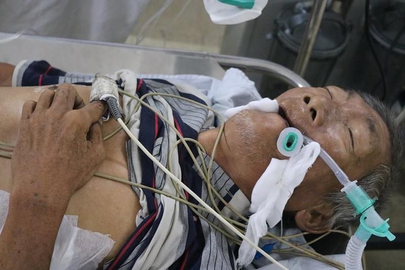 Tìm người thân cho bệnh nhân ngưng thở ở BV Thủ Đức - ảnh 1
