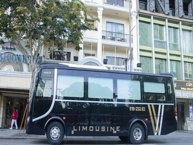 Tháng 12 sẽ có tuyến xe buýt Tân Sơn Nhất-Vũng Tàu - ảnh 1