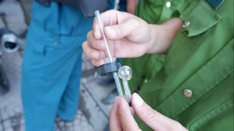 Tiếp tục phát hiện 5 tài xế container dương tính với ma túy - ảnh 3