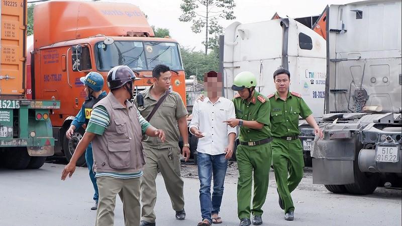 Tiếp tục phát hiện 5 tài xế container dương tính với ma túy - ảnh 7