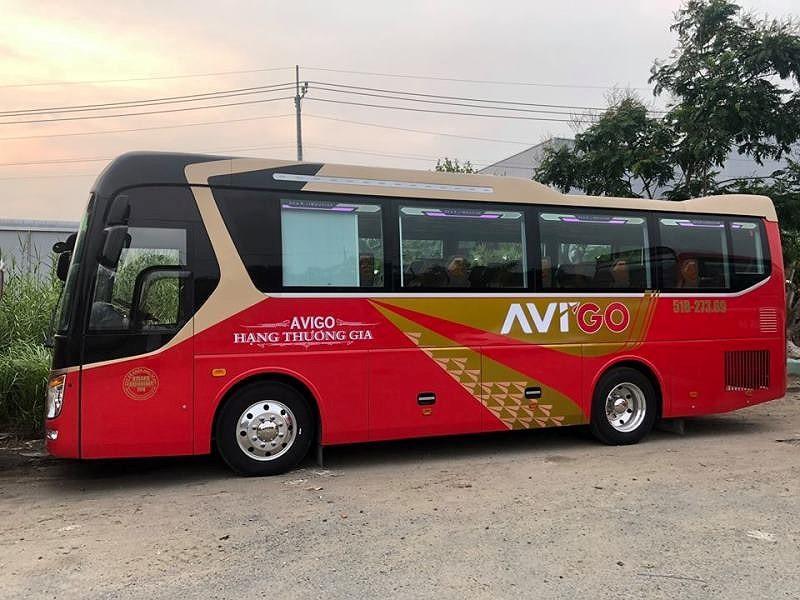 Sắp khởi động xe buýt sang chảnh Tân Sơn Nhất - Vũng Tàu - ảnh 1