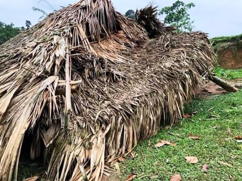 Thái Nguyên tan hoang vì giông lốc, mưa đá - ảnh 3