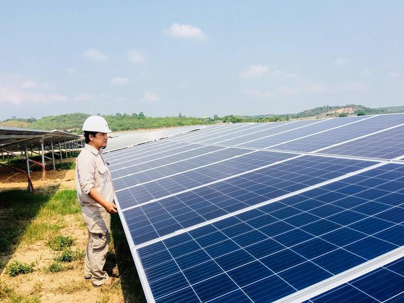 Thu 200 tỉ/năm nhờ kinh doanh điện mặt trời - ảnh 1