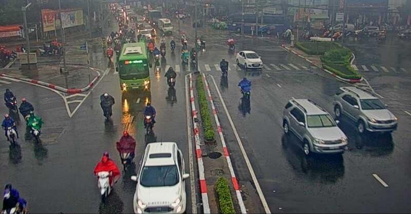 TP.HCM mưa to, Nam Bộ sắp có mưa dông trên diện rộng - ảnh 1