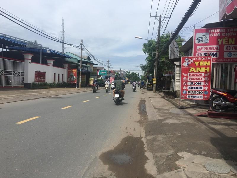Báo cáo tiến độ mở rộng đường Nguyễn Duy Trinh cuối tháng 6 - ảnh 1