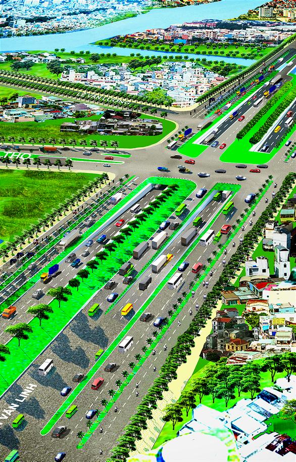 830 tỉ đồng có xóa được kẹt xe ở khu Nam TP.HCM? - ảnh 1