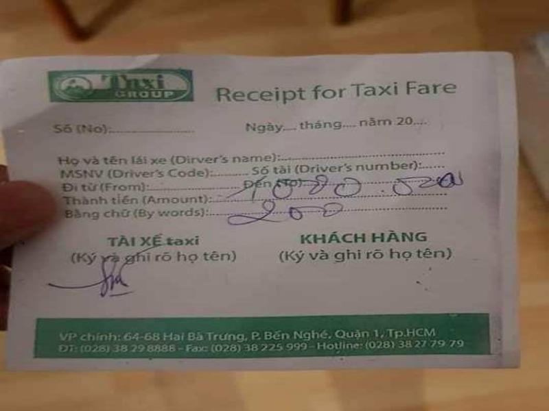 Khách tố đi taxi hết 1,2 triệu, tài xế nói chỉ thu 200 ngàn? - ảnh 2
