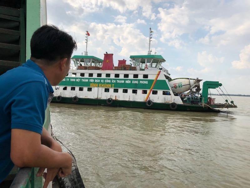 UBND TP.HCM: Lựa chọn đơn vị khai thác phà biển phải công khai - ảnh 1