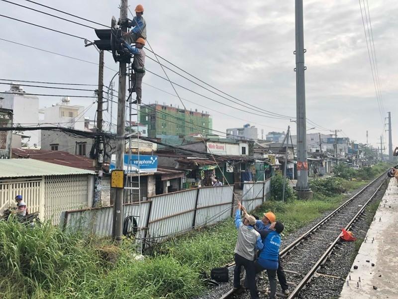Chính thức thông cầu đường sắt Bình Lợi mới - ảnh 3