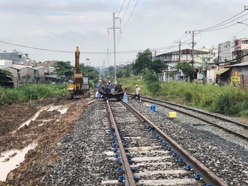 Chính thức thông cầu đường sắt Bình Lợi mới - ảnh 4