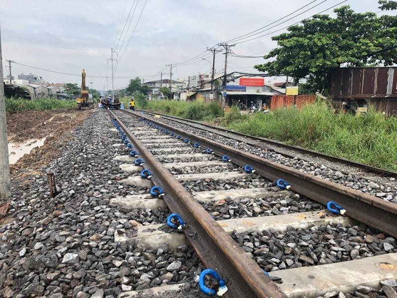 Chính thức thông cầu đường sắt Bình Lợi mới - ảnh 5