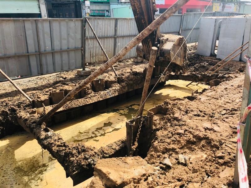 Lại một dự án giao thông bị xử phạt vì thiếu an toàn - ảnh 4