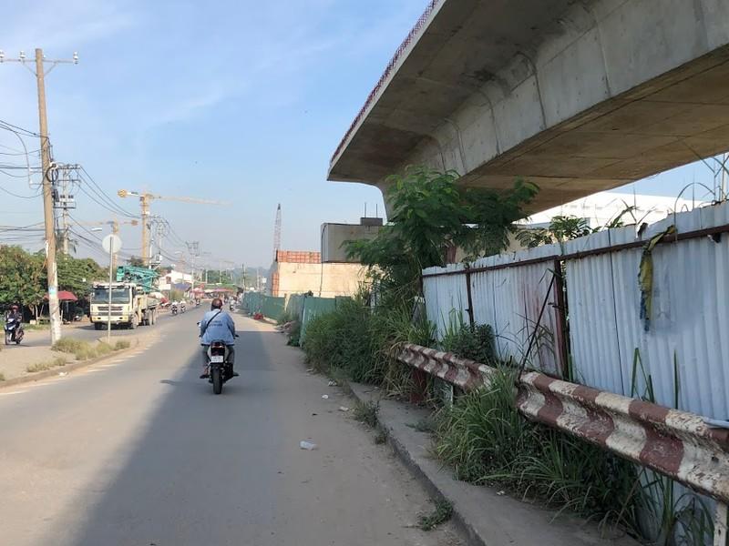 Cầu Tăng Long có nguy cơ chậm tiến độ - ảnh 5
