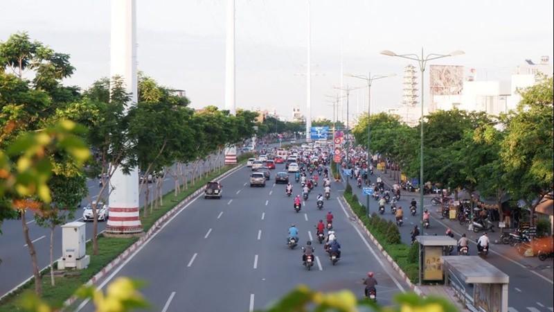 Hạn chế đi đường Phạm Văn Đồng trong 3 ngày - ảnh 1