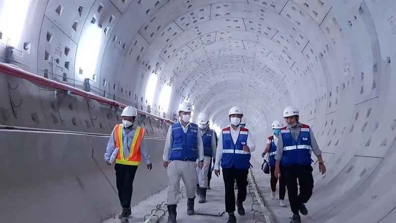 Quý III-2020 chạy thử tuyến metro số 1 - ảnh 1