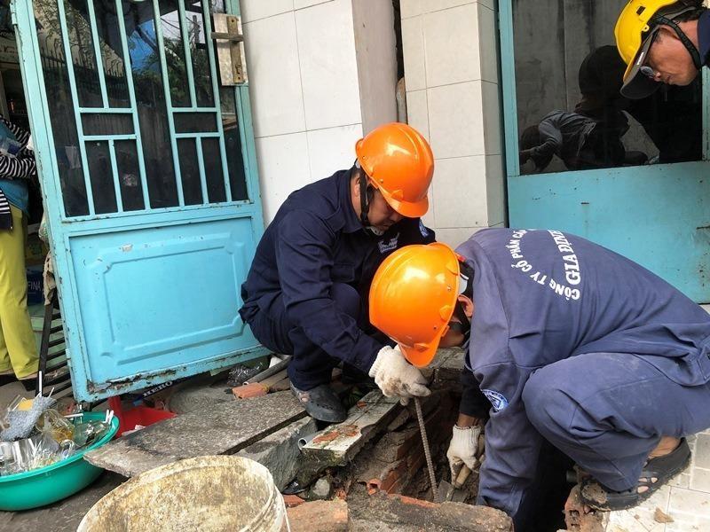 Cúp nước hai phường ở quận Bình Thạnh - ảnh 1